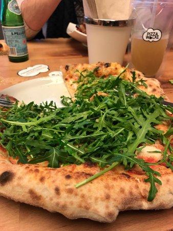 Pizza Pollo Picture Of Pizza Wolke Giessen Tripadvisor