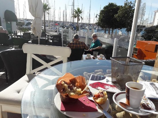 Cafe Terraza Picture Of Cafe Terraza Playa Blanca