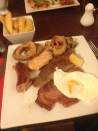 Pontyclun, UK: Great food and so tasty.