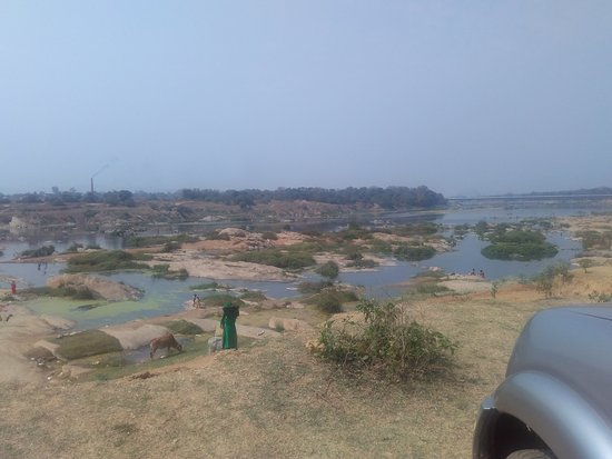 Ghatshila, India: Subarnarekha River View,burdunga lake,Phuldungri lake