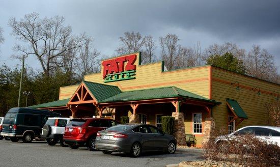 FATZ: Front Entrance