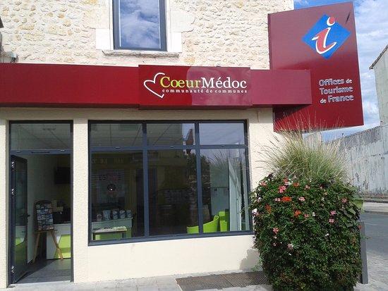 Office de Tourisme du Coeur Medoc