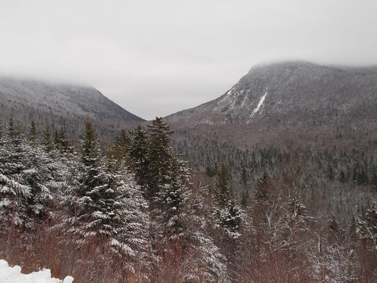 Kancamagus Highway: Beautiful vistas