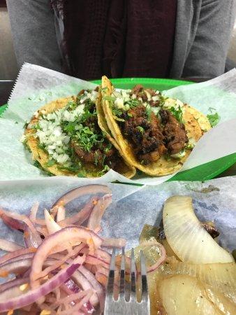 Wyoming, MI: Pork tacos