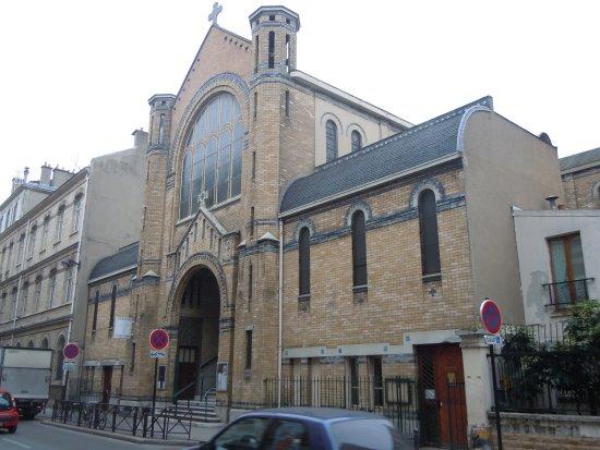 Eglise Saint Joseph des Epinettes