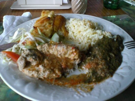 Speyside, Τομπάγκο: Fisch, regional