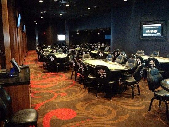 Poker Room Picture Of Harrah S Cherokee Hotel Cherokee