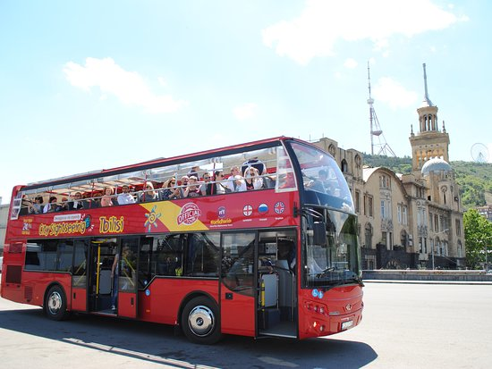 City Sightseeing Tbilisi - Day Tours