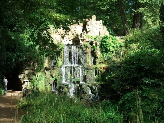 Wiltshire, UK: The Eye - Catching Waterfalls