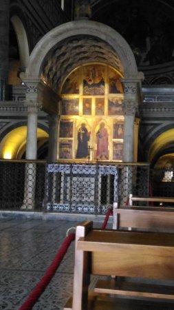 Basilica San Miniato al Monte: interno basilica