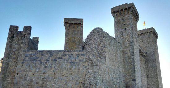 Bolsena, Italie : Castello Rocca Monaldeschi