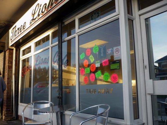 Three Lions Cafe, Bromborough