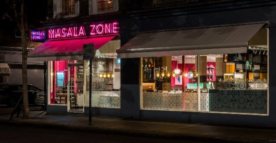 Photo of Health Food Store Masala Zone Earls Court at 147 Earls Court Road, London SW5 9RQ, United Kingdom