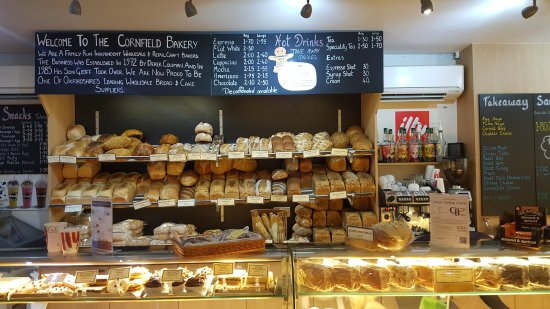 Wheatley, UK: #Soulfood #Bakery #Cornfieldbakery Wheatly