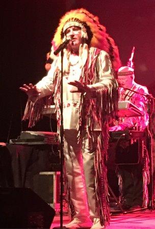 Langholm, UK: Fantastic event - the Indians