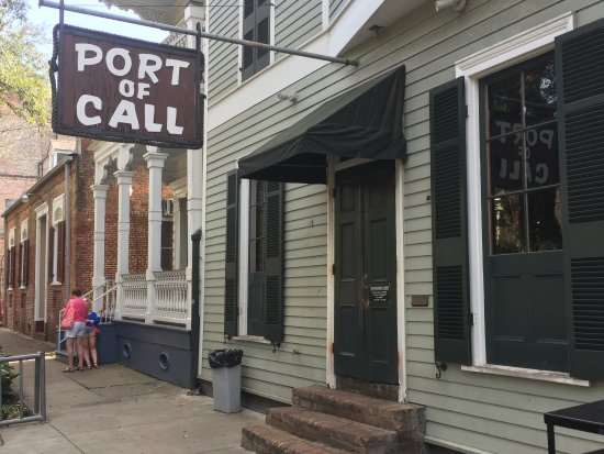 Port of Call : Easy to find