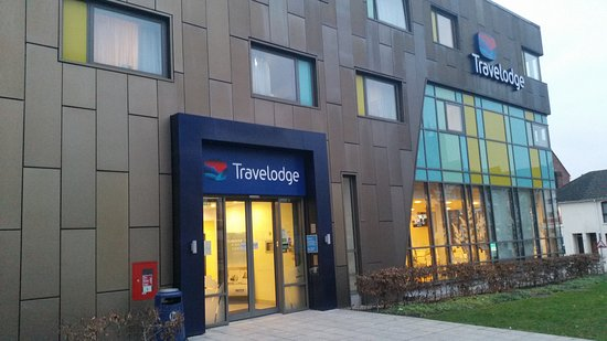 Travelodge Aldershot Hotel: Varied views