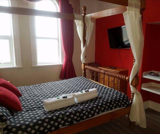 Kensington Hotel: Room 12 Premium Sea View room