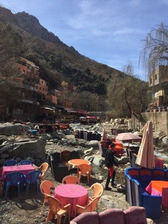 Область Марракеш-Тенсифт-Эль-Хауз, Марокко: Setti Fatma et les 7 Cascades