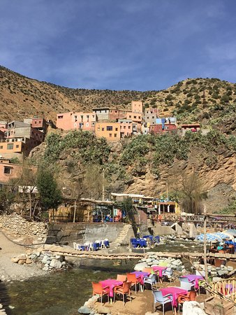 مراكش-تانسيفت-الحوز, المغرب: Setti Fatma et les 7 Cascades