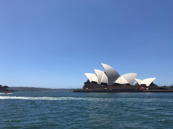 opera house view from ferry to manly beach picture of the westin rh tripadvisor com au