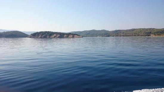 Mt. Athos Peninsula, Yunanistan: Полуостров Афон