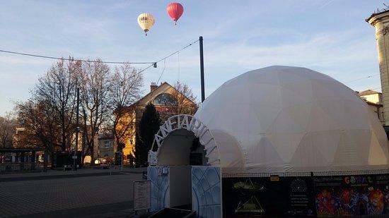 Planetarij Ljubljana