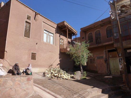 Abyaneh, Iran - ナタンズ、Abya...