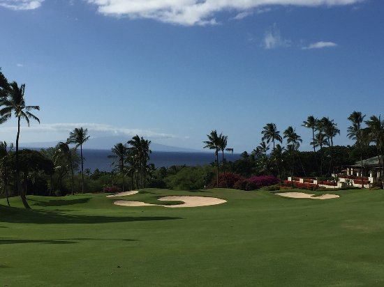 Wailea Golf Club: Scenic view of the course