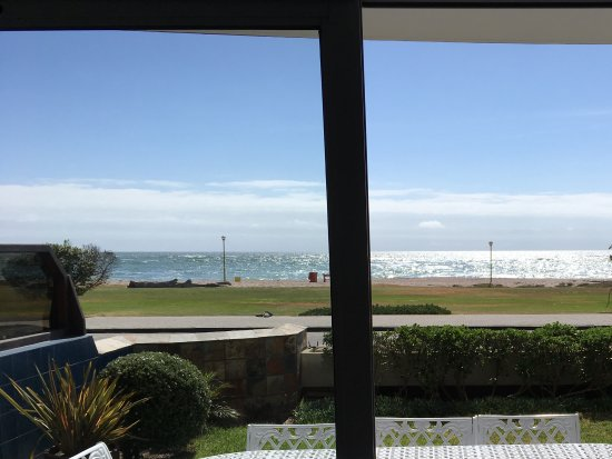 Cornerstone Guesthouse: View from the lounge