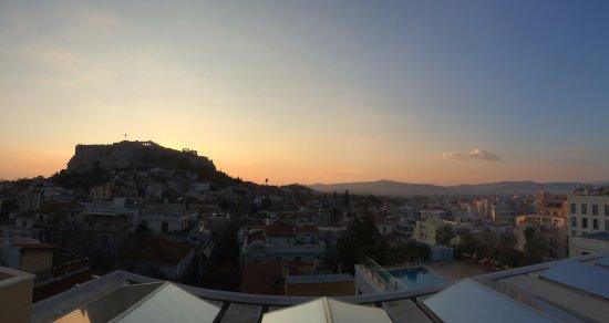 Electra Palace Athens: Susnet