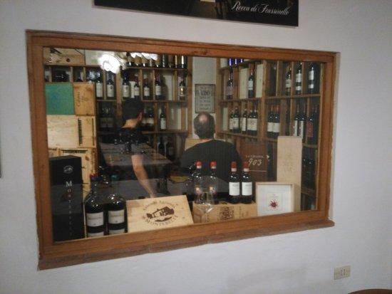 La Vecchia Hosteria: La scelta del vino 💗