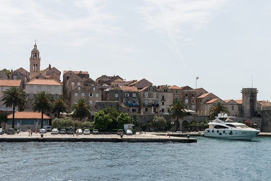 Window View - Picture of M & J Central Suites, Korcula Island - Tripadvisor