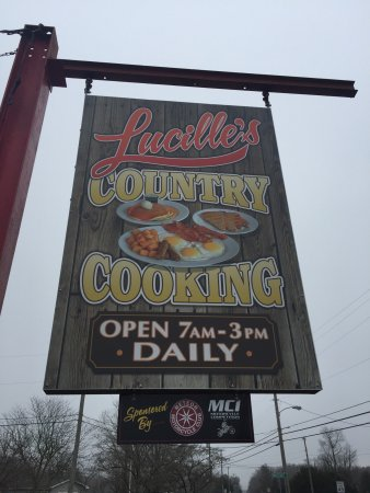 Barnegat, NJ : Lucille's Country Cooking
