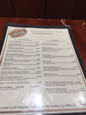 Aromas Bar & Grill