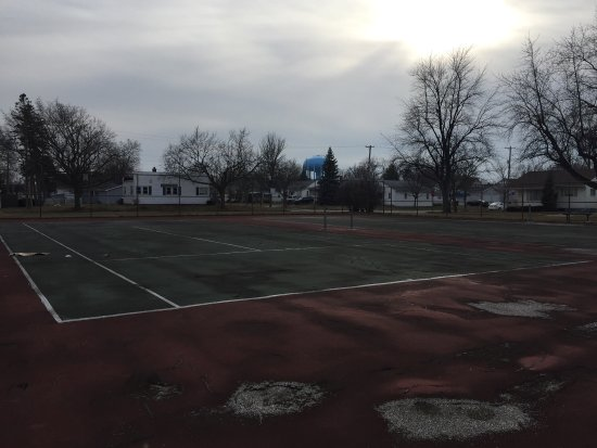 Bay City, MI: Tennis courts