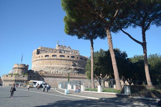 Borgo: Castel Sant'Angelo