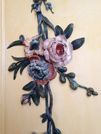 Sanssouci Palace: detalle