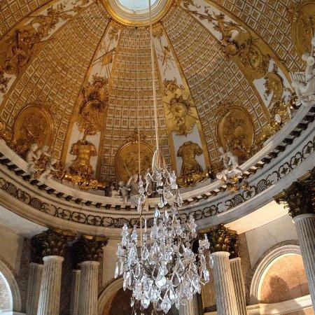 Sanssouci Palace: cupula