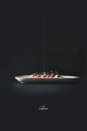 Mountain Mercato : Our Caprese Salad. Served with grilled baguette.