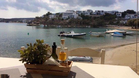 Piso Livadi, Grecia: ΣΟΥΑΡΕ ΚΑΦΕ ΕΣΤΙΑΤΟΡΙΟ