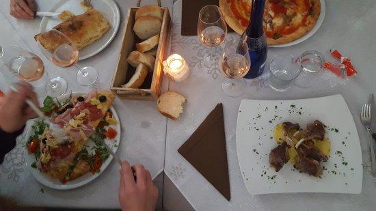 Fiano, Italie : Ristorante Pizzeria Antichi  Sapori