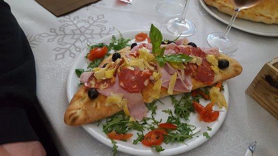 Fiano, Italië: Ristorante Pizzeria Antichi  Sapori