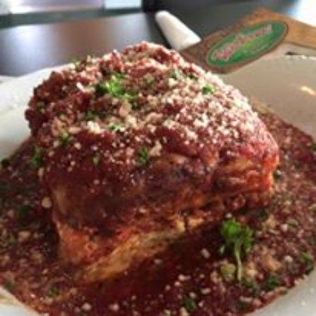 Vidalia, GA: Eggplant Lasagna