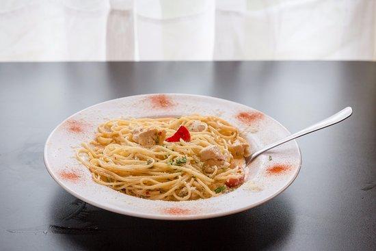 Vidalia, GA: Rattle snake pasta