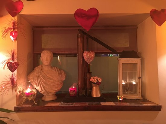 Listowel, Irlandia: Valentines 💗💜💗