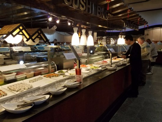 Marvelous Sushi Picture Of Hokkaido Seafood Buffet Falls Church Home Interior And Landscaping Palasignezvosmurscom