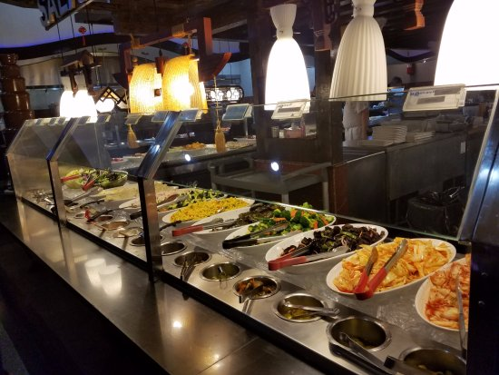 Excellent Salads Picture Of Hokkaido Seafood Buffet Falls Church Home Interior And Landscaping Palasignezvosmurscom
