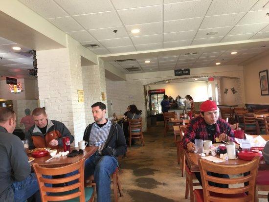 Amaya's Taco Village: Inside
