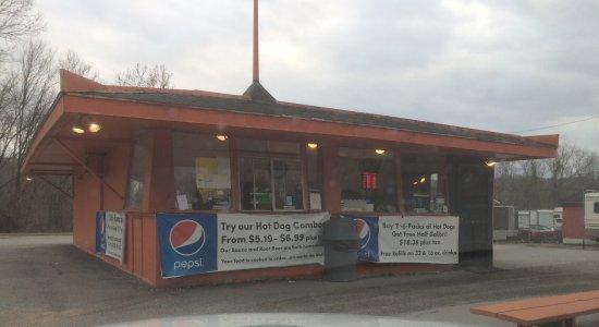 Barboursville, Virginia Occidentale: Farley Drive Inn